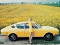 Audi 100 1970 года