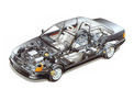 Audi 100 1990 года