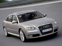 Audi A8 2008 года