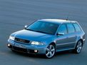 Audi RS4 2000 года