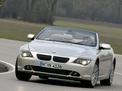 BMW 6 Cabrio 2004 года