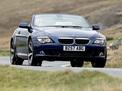 BMW 6 Cabrio 2007 года