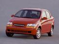 Chevrolet Aveo Sedan 2003 года