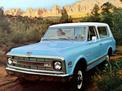 Chevrolet Blazer 1969 года
