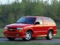 Chevrolet Blazer 2001 года