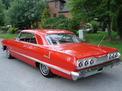 Chevrolet Impala 1962 года