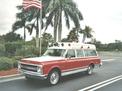 Chevrolet Suburban 1969 года