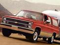 Chevrolet Suburban 1978 года