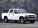 Chevrolet Suburban 2001 года