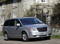 Chrysler Grand Voyager 2008 года