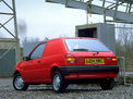 Ford Fiesta 1991 года