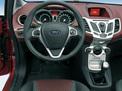 Ford Fiesta 2008 года
