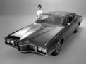 Ford Thunderbird 1970 года