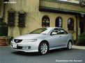 Honda Accord 2007 года