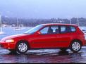 Honda Civic 1991 года