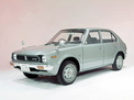 Honda Civic 5D 1972 года