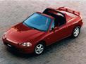 Honda CRX 1992 года