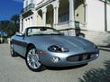 Jaguar XKR Convertible 2003 года