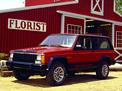Jeep Cherokee 1984 года