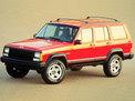 Jeep Cherokee 1988 года