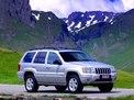 Jeep Grand Cherokee 2002 года