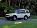 Land Rover Discovery 1997 года