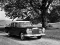 Mercedes-Benz S-class 1959 года
