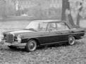 Mercedes-Benz S-class 1966 года