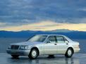 Mercedes-Benz S-class 1991 года