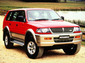 Mitsubishi Challenger 1996 года