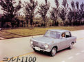 Mitsubishi Colt 1966 года