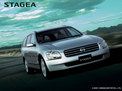 Nissan Stagea 2001 года