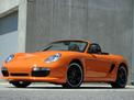 Porsche Boxster 2007 года