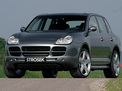Porsche Cayenne 2005 года