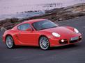 Porsche Cayman 2006 года