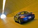 Porsche Cayman 2007 года