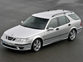 Saab 9-5 2002 года