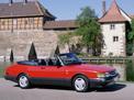 Saab 900 1987 года