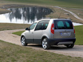 SKODA Roomster Scout 2007 года