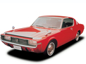 Toyota Crown 1971 года