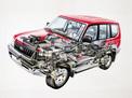 Toyota Land Cruiser Prado 1996 года