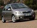 Toyota Yaris 2003 года