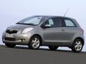 Toyota Yaris 2005 года