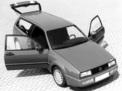 Volkswagen Corrado 1989 года