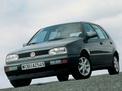 Volkswagen Golf 1991 года