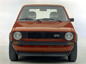 Volkswagen Golf GTI 1976 года