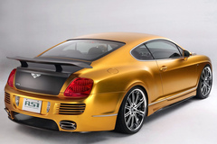 Bentley Continental GT 2008 года