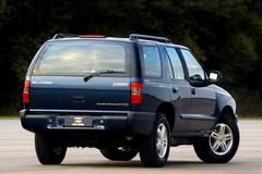Chevrolet Blazer 2006 года