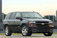 Chevrolet TrailBlazer 2006 года