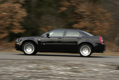 Chrysler 300C 2008 года
